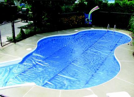 Piscines cousineau quipements et accessoires - Toile solaire piscine hors terre ...